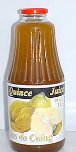 quince juice